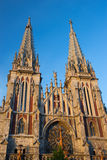 St. Nicholas Roman Catholic Cathedral in Kiev. Royalty Free Stock Images