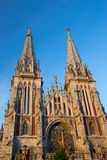 St. Nicholas Roman Catholic Cathedral in Kiev. Stock Photo