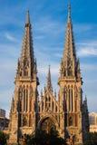 St. Nicholas Roman Catholic Cathedral in Kiev. Royalty Free Stock Image