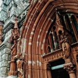 St. Nicholas Roman Catholic Cathedral, Kiev stock photos