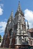 St. Nicholas Roman Catholic Cathedral, Kiew Stockfotografie
