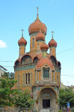 St. Nicholas Russian Church Royalty Free Stock Photo