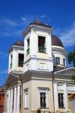 St. Nicholas Russische Orthodoxe Kerk (Nikolai Kirik). Royalty-vrije Stock Fotografie
