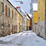 St. Nicholas Street Stockbild