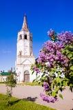 St. Nicholas (Svyato-Nicholskaya) church in Suzdal, Golden ring Royalty Free Stock Photos