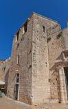 St Nicholas Tower (XV c.). Trogir, Croatia. UNESCO site Royalty Free Stock Image