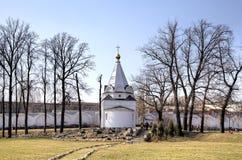 St Nicholas Ugreshsky monaster (Nikolo-Ugreshsky) Zdjęcie Royalty Free