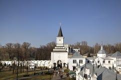 St Nicholas Ugreshsky monaster (Nikolo-Ugreshsky) Fotografia Stock