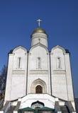 St Nicholas Ugreshsky monaster (Nikolo-Ugreshsky) Zdjęcie Stock