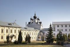 St Nicholas Ugreshsky monaster (Nikolo-Ugreshsky) Obraz Royalty Free