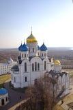 St Nicholas Ugreshsky monaster (Nikolo-Ugreshsky) Fotografia Royalty Free