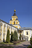 St. Nicholas Ugreshsky (Nikolo-Ugreshsky) monastery. Stock Photo