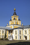 St. Nicholas Ugreshsky (Nikolo-Ugreshsky) monastery. Royalty Free Stock Photos
