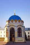 St. Nicholas Ugreshsky (Nikolo-Ugreshsky) monastery. Royalty Free Stock Photography