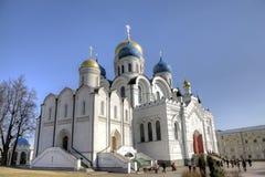 St. Nicholas Ugreshsky (Nikolo-Ugreshsky) monastery. Royalty Free Stock Images