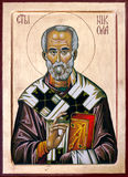 St Niclaus Royalty Free Stock Images