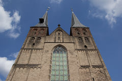 St. Nicolaas church in Deventer Stock Image