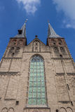 St. Nicolaas church in Deventer Royalty Free Stock Image