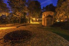St. Nicolas Chapel in Cieszyn. In Cieszyn, Poland. Cieszyn, Slaskie, Poland royalty free stock photo