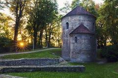 St. Nicolas Chapel in Cieszyn. Saint Nicolas Chapel in Cieszyn. Cieszyn, Slaskie, Poland stock photos