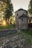 St. Nicolas Chapel in Cieszyn. Saint Nicolas Chapel in Cieszyn. Cieszyn, Slaskie, Poland royalty free stock images