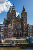 St Nicolas Church Amsterdam Stock Photography