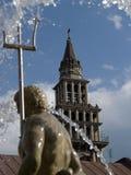 st nicolaus собора Стоковое Изображение RF