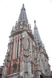 St. Nicolay church, Kiev Royalty Free Stock Photo
