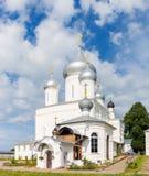 St. Nikita's church Royalty Free Stock Images
