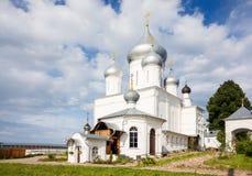 St. Nikita's church Stock Photos