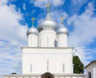 St. Nikita's church Royalty Free Stock Photography