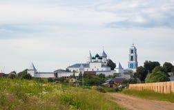St. Nikita's monastery Royalty Free Stock Photos