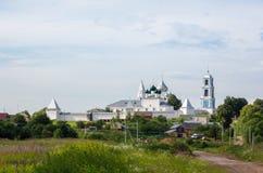 St. Nikita's monastery Royalty Free Stock Photo