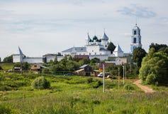 St. Nikita's monastery Royalty Free Stock Image