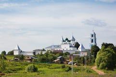 St. Nikita's monastery Stock Images