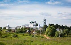 St. Nikita's monastery Stock Photos