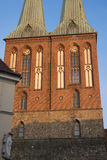 St.Nikolai Cathedral, Berlin Stock Photos