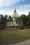 St. Nikolai Church Royalty Free Stock Images