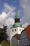 St.-Nikolai-Church in Bad Essen, Germany Stock Photos