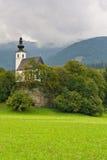 St Nikolaus Church, Golling, Austria Royalty Free Stock Photos