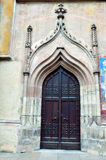 St Nikolaus, Meran della chiesa Immagine Stock Libera da Diritti