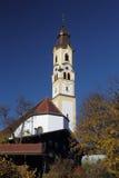St. Nikolaus in Pfronten Royalty Free Stock Photos