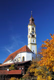 St. Nikolaus in Pfronten Stock Photos
