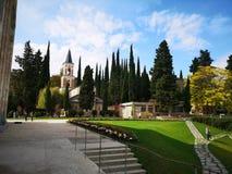 St Nino monaster obraz royalty free