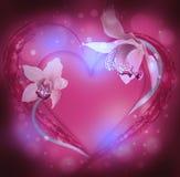 St. O dia de Valentim ilustração do vetor