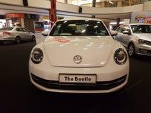 1st October 2016, Kuala Lumpur.Volkswagen car display at The Summit USJ Shopping Complex, Malaysia Stock Image
