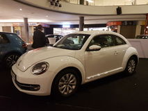 1st October 2016, Kuala Lumpur.Volkswagen car display at The Summit USJ Shopping Complex, Malaysia Stock Photography