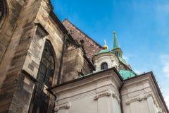 St. Oknówki katedra, Bratislava Obraz Stock