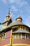 St Olaf, Balestrand Royalty-vrije Stock Afbeeldingen