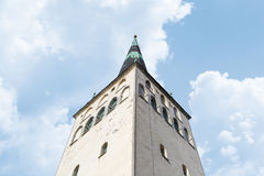 St Olaf Church Stock Photography